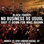 Black Friday: No Business As Usual