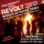 March & Noise Demo Tonight!