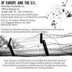 ARC presents: Breaking through Borders – Oppression and Resistance at the Borders of Europe and the U.S.