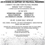 Through the Wire: An Evening in Support of Political Prisoners
